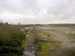 Brown field site - no need to build on the green belt