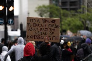 'Britain's ongoing relationship with racism'